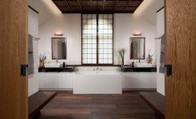 Master Bathroom, 2015 CT&G Design Award, CT