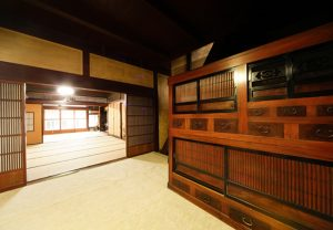 Mizuya at Terakichi, a Minka Town House in Nagahama, Shiga