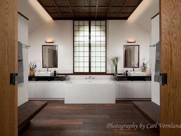 Master Bathroom, 2015 CT&G Design Award, CT
