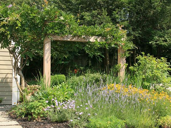 Residential Garden for Wellness, CT